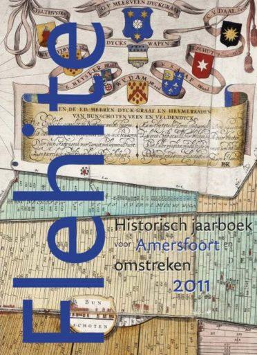 Omslag Jaarboek Flehite 2011