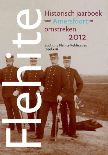 Omslag Jaarboek Flehite 2012