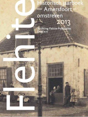 Omslag Jaarboek Flehite 2013