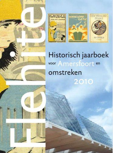Omslag Jaarboek Flehite 2010