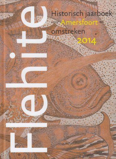 Omslag Jaarboek Flehite 2014
