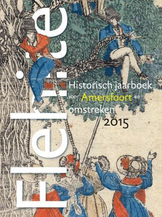 Omslag Jaarboek Flehite 2015