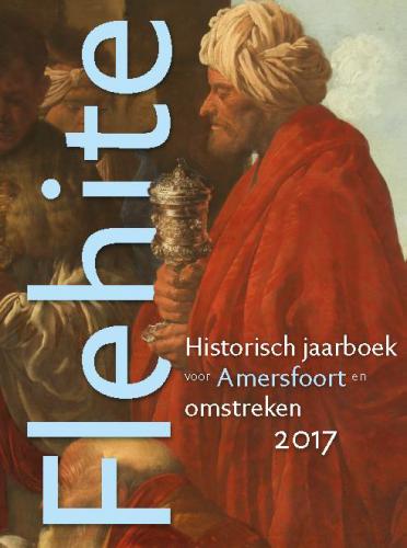 Omslag Jaarboek Flehite 2017