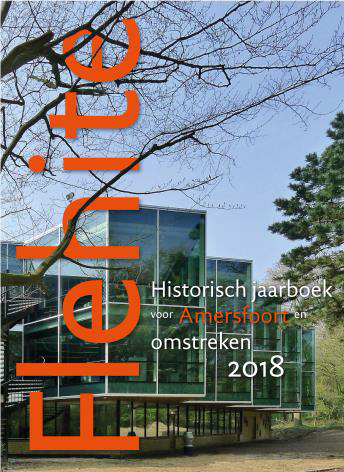 Omslag Jaarboek Flehite 2018