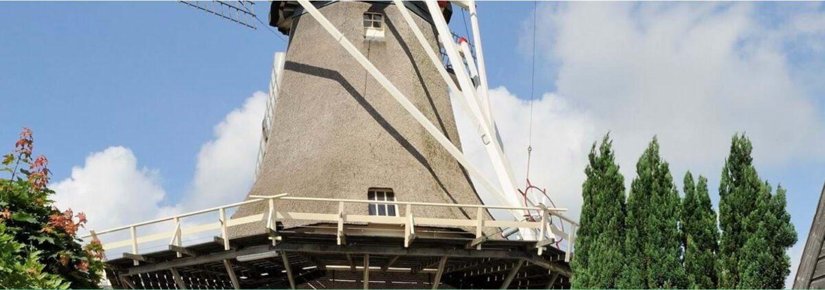 Start lezingenserie Landschap Erfgoed Utrecht: de molen als erfgoedicoon